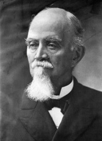Edmund Pettus - Image: Edmund Pettus photo portrait