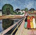 Edvard Munch - Pikene på broen.jpg
