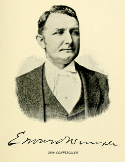 Edward Wemple American congressman for New York