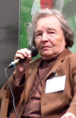 Eeva Karin Kilpiová (25. října 2008)