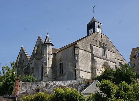 Église Saint-Rémy de Gandelu