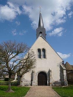 Eglise de Croisilles, Eure-et-Loir (France).jpg