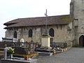 Eglise de Montfort- en-Chalosse avec son cimetière 2.jpg