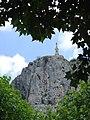 Eglise sur la pointe des Gorges du Verdun - panoramio.jpg