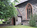 Eglwys San pedr Rhuthun St Peter's Church Ruthin 05.JPG
