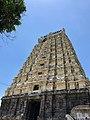 Ekambareswarar Temple Kanchipuram Tamil Nadu - one of the gopurams.jpg