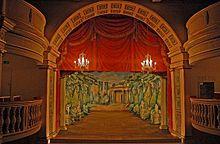 """Ekhof-Theater"" in Gotha (Quelle: Wikimedia)"