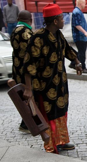 Ekwe - Image: Ekwe