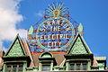 Electric City sign daylight Scranton PA.JPG