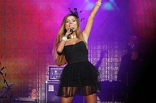 Eleftheria Eleftheriou Cypriot singer