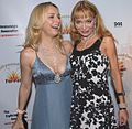 Elle Travis, Lorielle New at 2007 Hollywood Cure for Pain Benefit 1.jpg