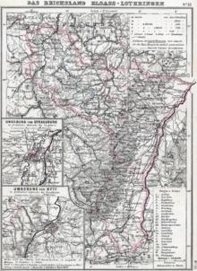 Elsaß-Lothringen – Wikisource