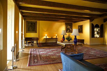 Eltham Palace - interior, view of drawing room.jpg