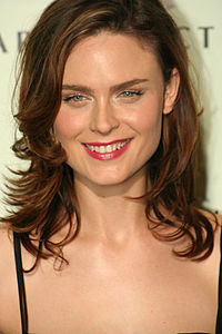 Emily Deschanel Farm Sancutary Gala 2006