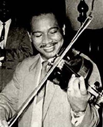 Enrique Jorrín - Enrique Jorrín in the 1950s.