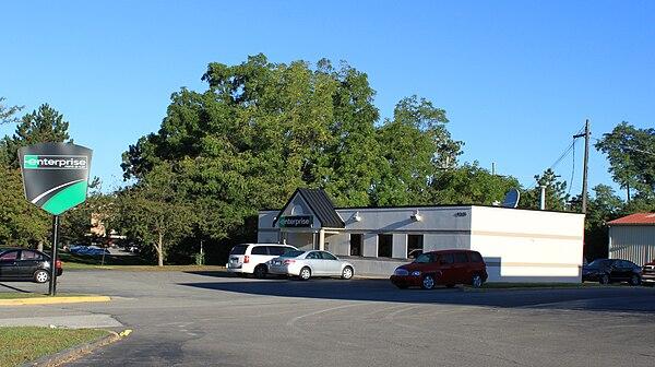Rental Car Company Based In Clayton Missouri