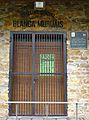 Entrada Centro Social Blanca Muruais Saldoira, A Pontenova, Lugo.JPG