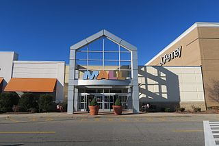 The Mall of New Hampshire shopping mall in Manchester, New Hampshire, United States