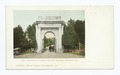 Entrance, Natl. Military Cemetery, Vicksburg, Miss (NYPL b12647398-63021).tiff