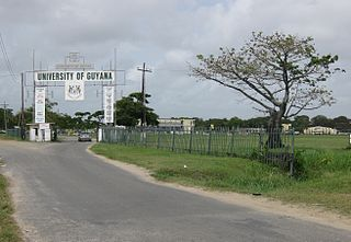 University of Guyana university
