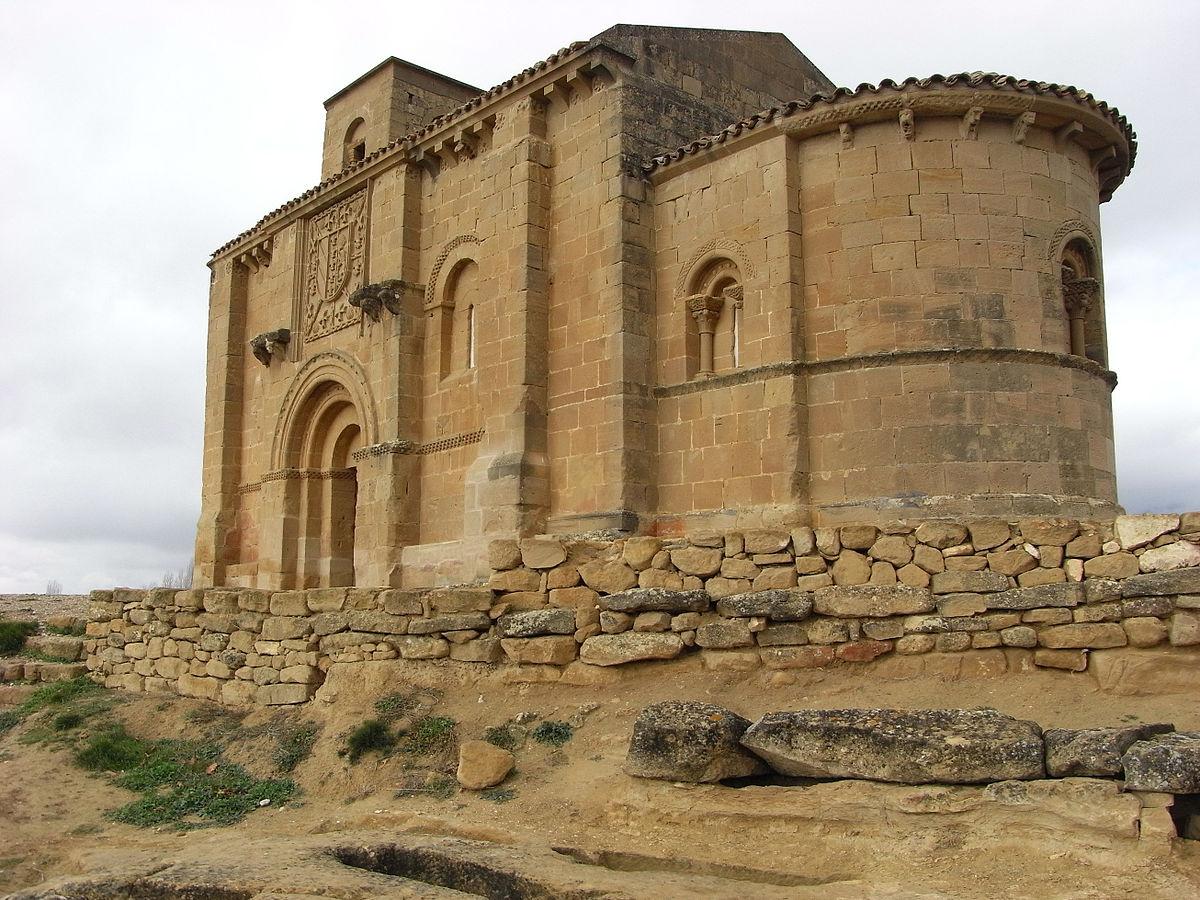 Hermitage of santa mar a de la piscina wikipedia - Piscina santa maria ...