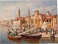 Ernst Stache - Italian Port.jpg