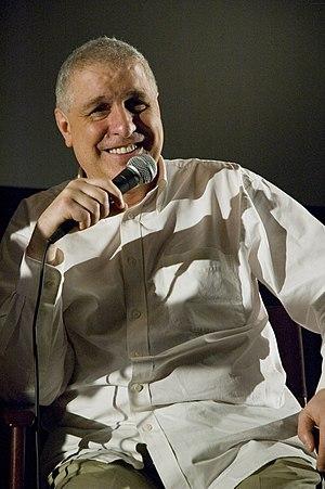 Errol Morris - Morris in Morristown, New Jersey in 2008