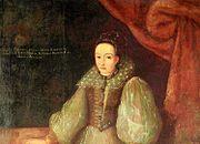 Retrato en pintura de Elizabeth Báthory
