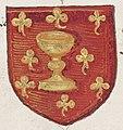 Escudo da Galiza no armorial de Jean Faucquet (c. 1497-1500).jpg