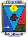 Escudo de la Ciudad de Suncho Corral.jpg