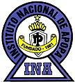 Escudo del intituto nacional de apopa (INA).JPG