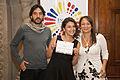 Escuela de Verano 2013, entrega de diplomas (9533267902).jpg