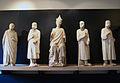 Escultures del monument fúnebre d'Enric VII, Tina di Camaino, Museo dell'Opera del Duomo, Pisa.JPG