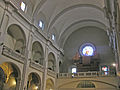 Església de Betlem, tribuna i orgue.jpg