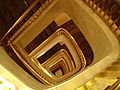 Espiral dorada. Teatro Real. Madrid.jpg