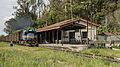 Estacion de Trenes Santa Lucia + Tren by Velthov.JPG