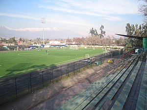 Estadio Bicentenario de La Florida - Image: Estadio Municipalde La Florida