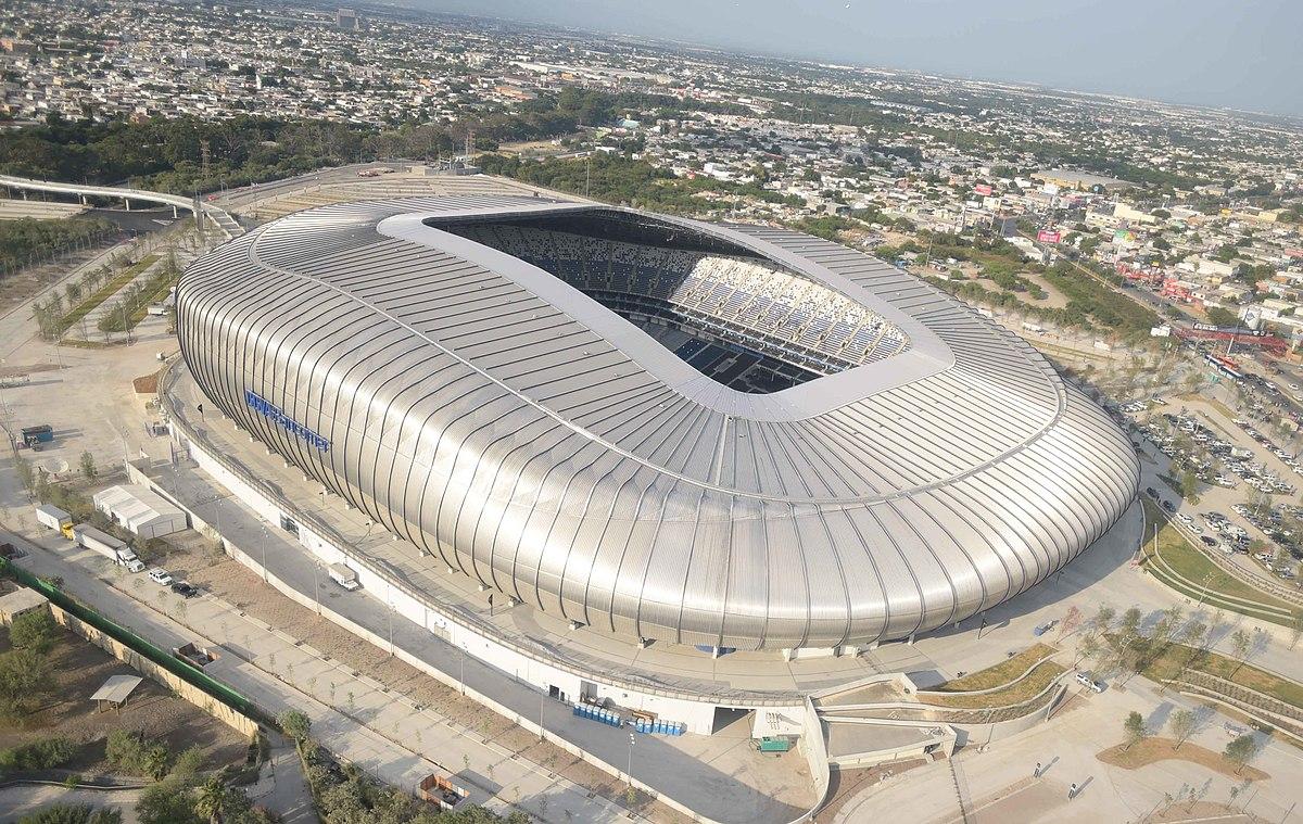 Estadio bbva bancomer wikipedia la enciclopedia libre for Estadio arena