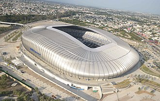 Northern Mexico - The 53,500-capacity Estadio BBVA Bancomer, home to football team Monterrey, is expected to host some matches of the 2026 FIFA World Cup, which will be held in North America.