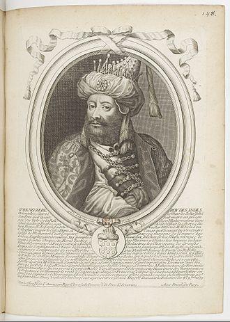 Aurangzeb - Aurangzeb becomes emperor.