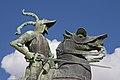 Estatua ecuestre de Francisco Pizarro en Trujillo - 02.jpg