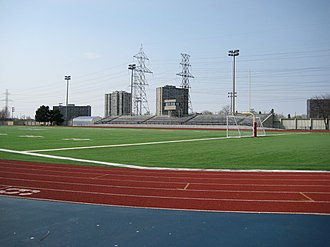 Esther Shiner Stadium - Image: Esther Shiner Stadium