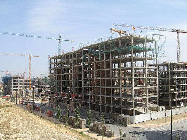 Estructuras de una edifiicación