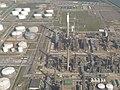 Europoort, de olieraffinaderij van BP bij de Vierde Petroleumhaven foto2 2014-03-09 11.10.jpg