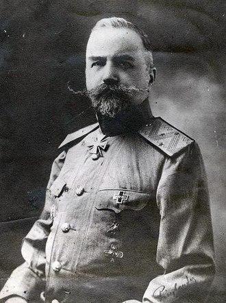 Yevgeny Miller - General Yevgeny Miller
