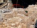 Excavation in City of David, Givaty parking lot Jerusalem 12.10 (48).JPG