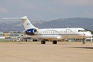 Execujet Scandinavia Bombardier BD-700-1A10 Global Express CBR Gilbert-1.jpg