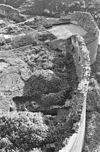 exterieur zuid, west ringmuur en zuidtoren - batenburg - 20310168 - rce