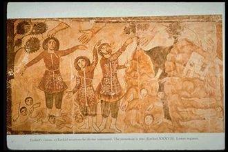 Holy Spirit - Image: Ezekiels Vision Ezekiel Receives Divine Command