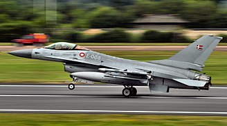 Danish Defence - A RDAF F-16AM